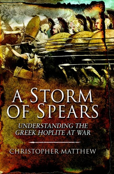 Storm of Spears (eBook, ePUB) - Matthew, Christopher