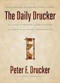 The Daily Drucker (eBook, ePUB)