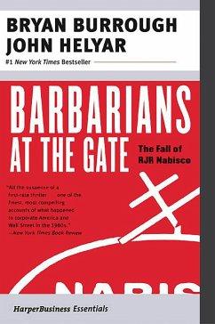 Barbarians at the Gate (eBook, ePUB) - Burrough, Bryan; Helyar, John
