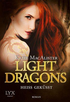 Buch-Reihe Light Dragons Trilogie von Katie MacAlister