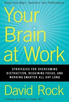 Your Brain at Work (eBook, ePUB) - Rock, David