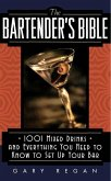 The Bartender's Bible (eBook, ePUB)