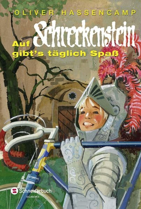 Buch-Reihe Burg Schreckenstein von Oliver Hassencamp