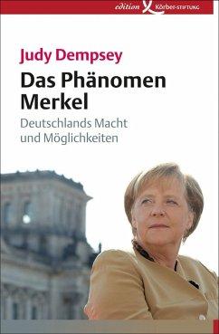 Das Phänomen Merkel (eBook, ePUB) - Dempsey, Judy