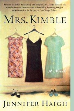 Mrs. Kimble (eBook, ePUB) - Haigh, Jennifer
