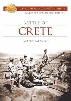 The Battle of Crete (eBook, ePUB) - Palazzo, Albert