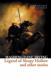 The Legend of Sleepy Hollow and Other Stories (Collins Classics) (eBook, ePUB)