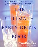 The Ultimate Party Drink Book (eBook, ePUB)
