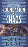 Foundation and Chaos (eBook, ePUB)