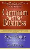 Common Sense Business (eBook, ePUB)