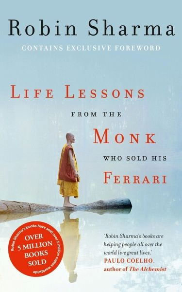 Life Lessons From The Monk Who Sold His Ferrari Ebook