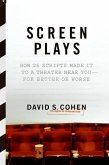 Screen Plays (eBook, ePUB)