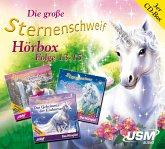 Die große Sternenschweif Hörbox, 3 Audio-CDs