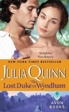 The Lost Duke of Wyndham (eBook, ePUB) - Quinn, Julia