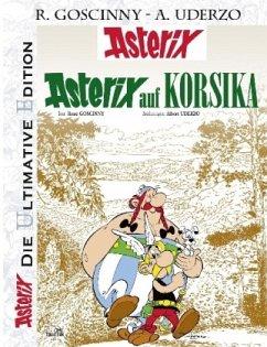 Asterix auf Korsika / Asterix Luxusedition Bd.20 - Goscinny, René