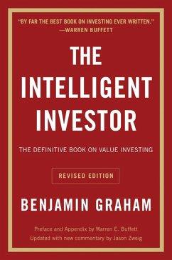 The Intelligent Investor, Rev. Ed (eBook, ePUB)