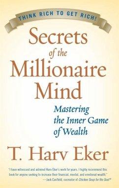 Secrets of the Millionaire Mind (eBook, ePUB) - Eker, T. Harv