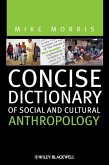 Concise Dictionary of Social and Cultural Anthropology (eBook, PDF)