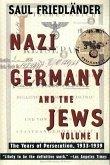 Nazi Germany and the Jews (eBook, ePUB)