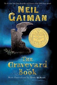 The Graveyard Book (eBook, ePUB)
