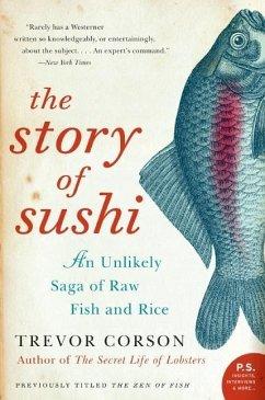 The Story of Sushi (eBook, ePUB) - Corson, Trevor