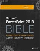 PowerPoint 2013 Bible (eBook, ePUB)