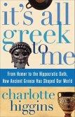 It's All Greek To Me (eBook, ePUB)