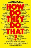 How Do They Do That? (eBook, ePUB)