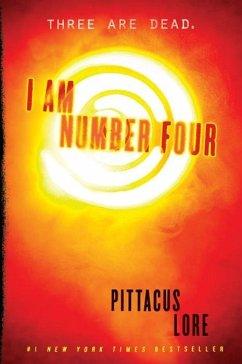 I Am Number Four (eBook, ePUB) - Lore, Pittacus