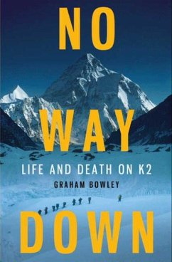 No Way Down (eBook, ePUB) - Bowley, Graham
