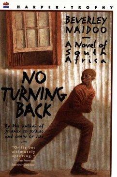 No Turning Back (eBook, ePUB) - Naidoo, Beverley