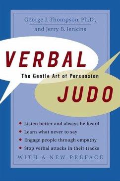 Verbal Judo (eBook, ePUB) - Thompson, George J.