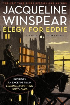 Elegy for Eddie (eBook, ePUB) - Winspear, Jacqueline