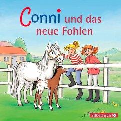 Conni und das neue Fohlen / Conni Erzählbände Bd.22 (Audio-CD) - Boehme, Julia