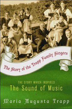 The Story of the Trapp Family Singers (eBook, ePUB) - Trapp, Maria Augusta
