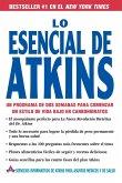 Lo Esencial de Atkins (eBook, ePUB)