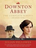 Downton Abbey Script Book Season 1 (eBook, ePUB)