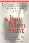 What Men Want (eBook, ePUB)