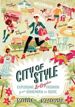 City of Style (eBook, ePUB) - Magsaysay, Melissa