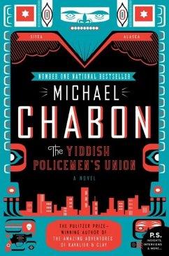 The Yiddish Policemen's Union (eBook, ePUB) - Chabon, Michael