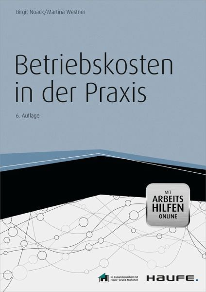 betriebskosten in der praxis ebook pdf von birgit noack martina westner. Black Bedroom Furniture Sets. Home Design Ideas