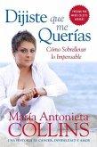 Dijiste Que Me Querias (eBook, ePUB)