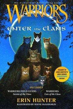 Warriors: Enter the Clans (eBook, ePUB) - Hunter, Erin
