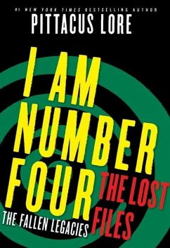 I Am Number Four: The Lost Files: The Fallen Le...
