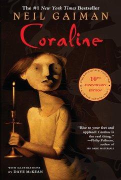 Coraline 10th Anniversary Edition (eBook, ePUB) - Gaiman, Neil