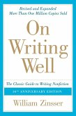 On Writing Well, 30th Anniversary Edition (eBook, ePUB)