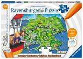 Puzzle Deutschland (Kinderpuzzle) / tiptoi®