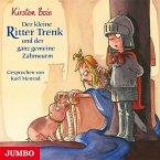 Der kleine Ritter Trenk und der ganz gemeine Zahnwurm / Der kleine Ritter Trenk Bd.5 (1 Audio-CD)