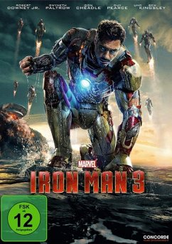 Iron Man 3 - Downey,Robert Jr./Paltrow,Gwyneth