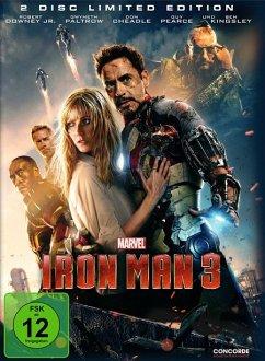 Iron Man 3 (Steelbook) - Robert Downey Jr./Gwyneth Paltrow